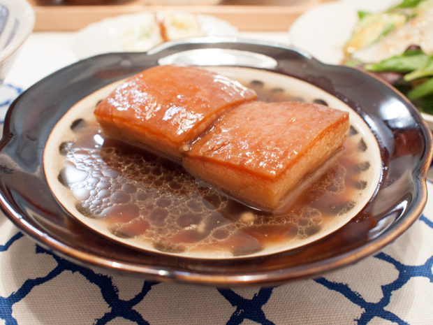 冷凍 豚の角煮