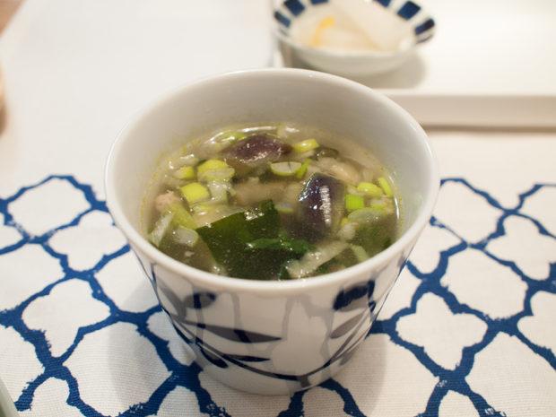無印良品 スープ
