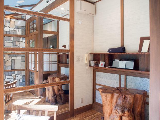 仙寿庵 個室