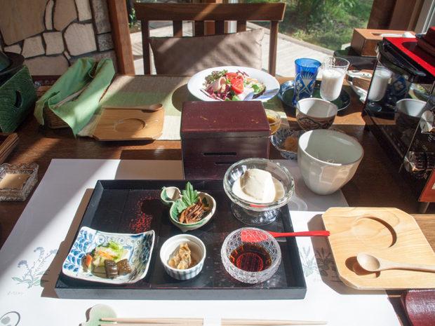仙寿庵 朝食レポ