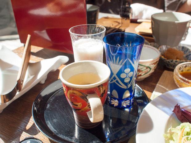 温泉宿 朝食