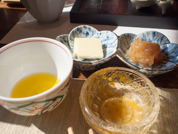 仙寿庵 朝食 洋食