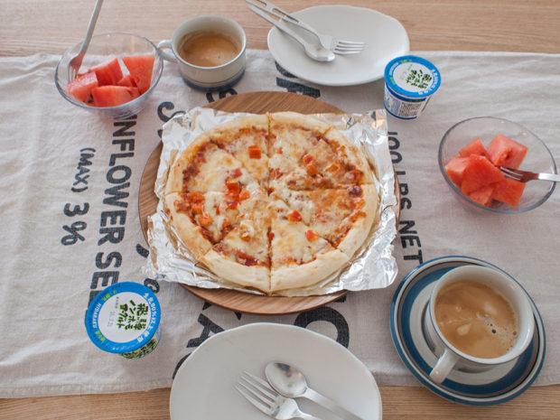 ピザ ブランチ