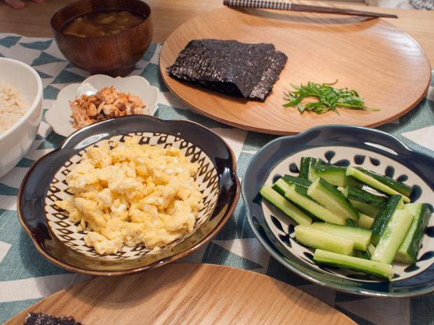 キットオイシックス 寿司