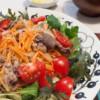 牛肉 サラダ