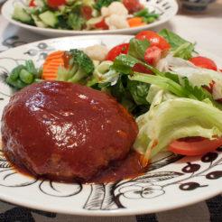 美味しいハンバーグ レシピ