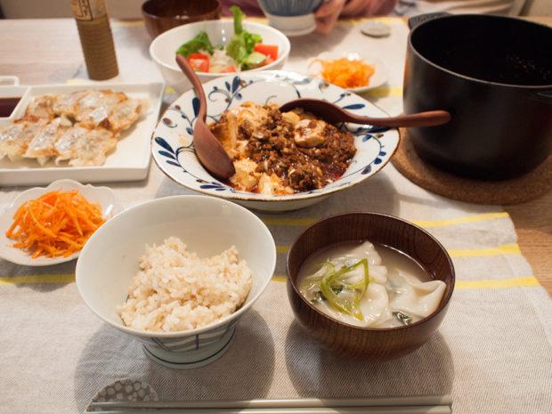 中華 食卓
