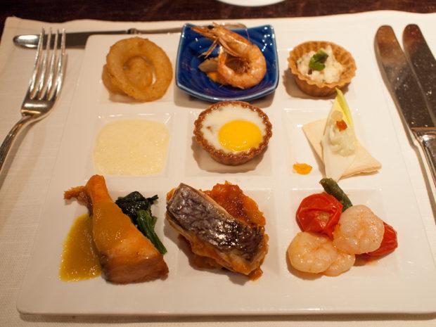 ウェスティンホテル東京 ブッフェ テラス