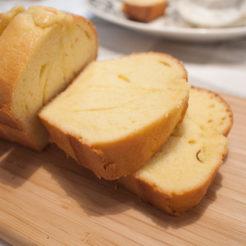 クックパッド パウンドケーキ