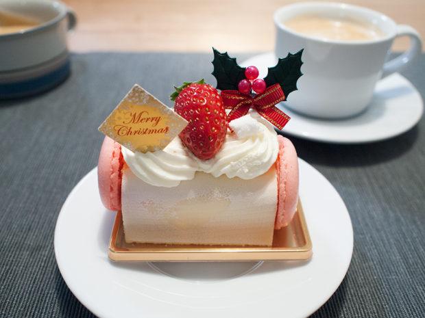 マテリエルのクリスマスケーキ