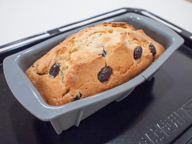 黒豆 リメイク パウンドケーキ