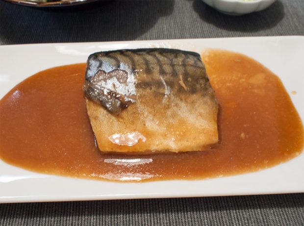 オイシックス サバの味噌煮