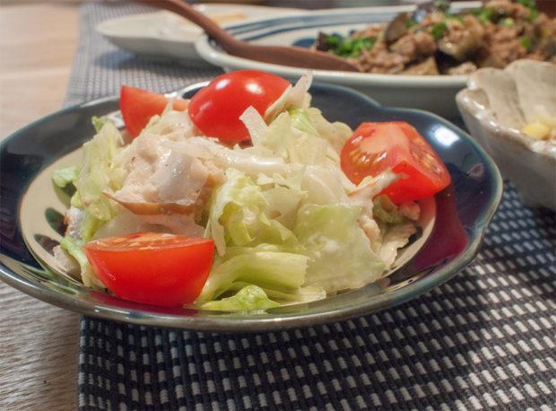 スモークチキン サラダ