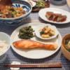 塩鮭 和食 晩ごはん
