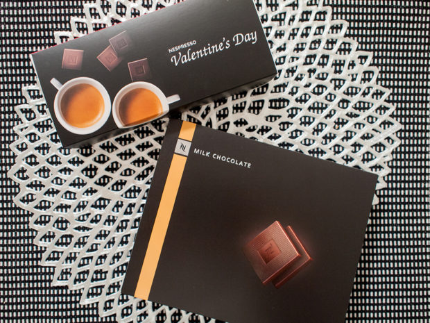 Nespresso プレゼント バレンタイン