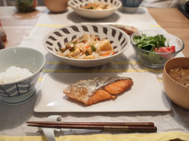 晩ごはん 男の料理