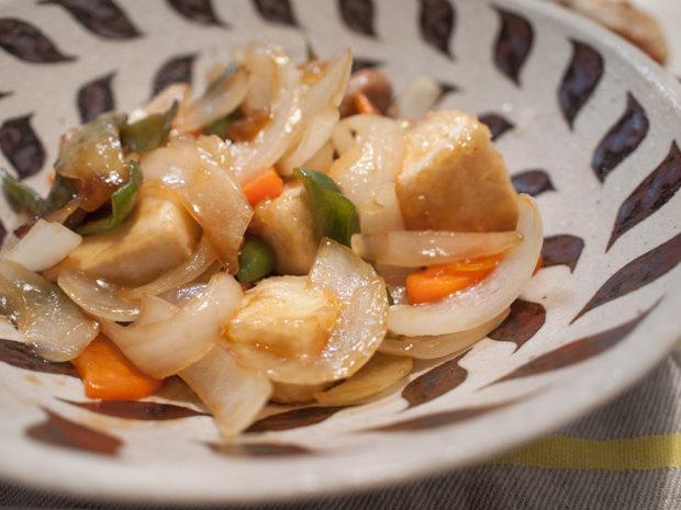 半調理 塩豆腐