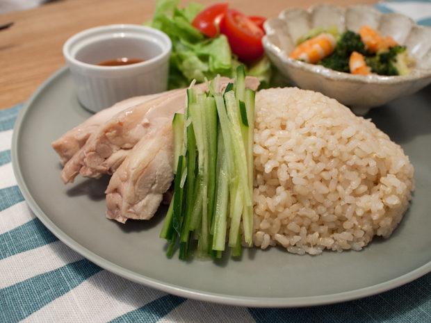 カオマンガイ 冷凍食品