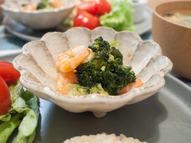 海老 ブロッコリー 中華