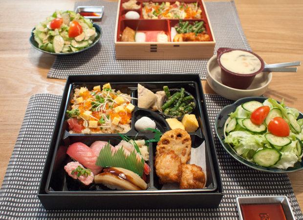 デリバリー 寿司