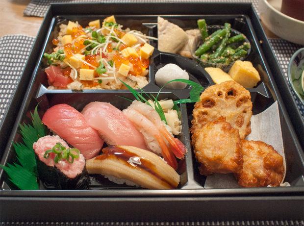 柿屋寿司 お弁当
