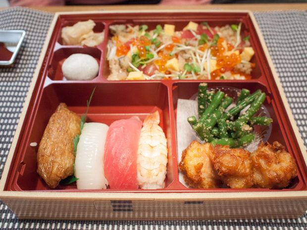 宅配寿司 お弁当 柿屋