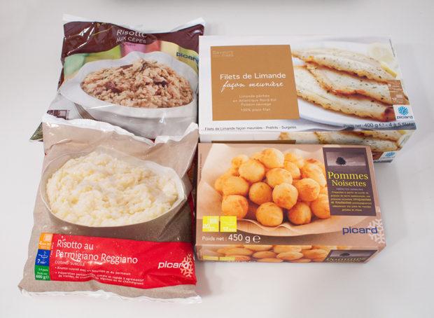 picard 冷凍食品