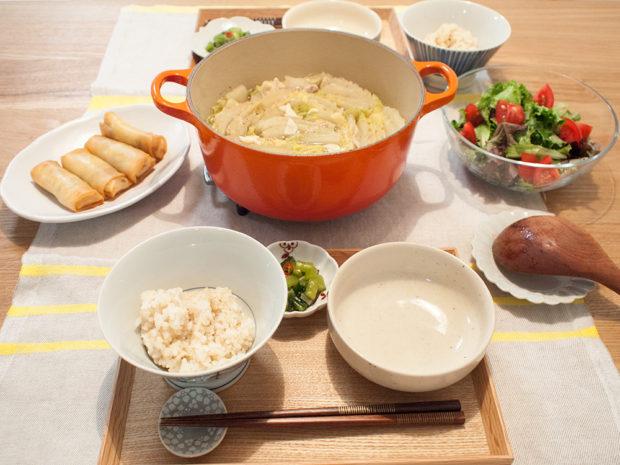 ルクルーゼ ミルフィーユ鍋