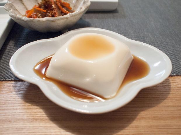 豆腐 たれ