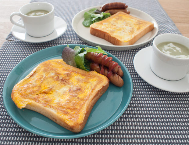 朝ごパンメニュー
