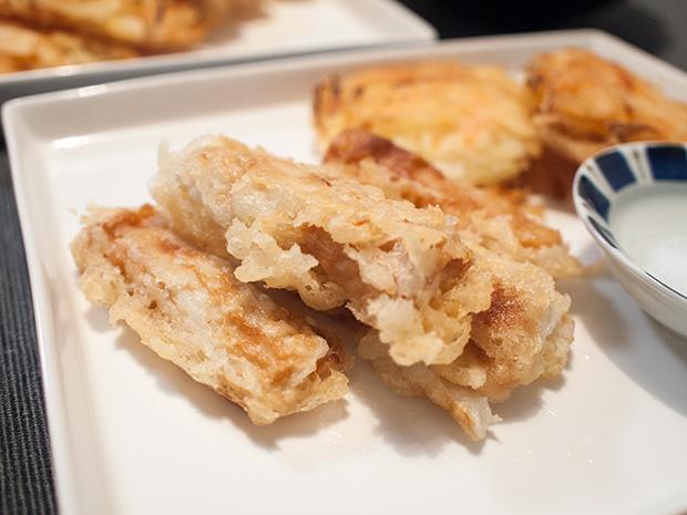 ちくわの天ぷらレシピ
