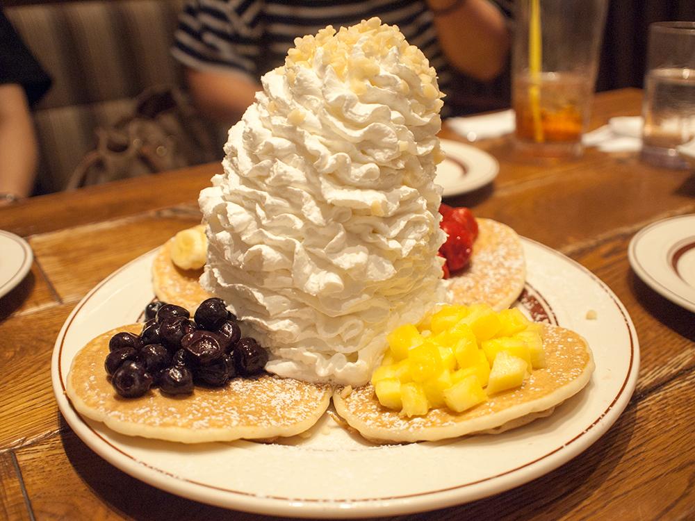 eggsnパンケーキ