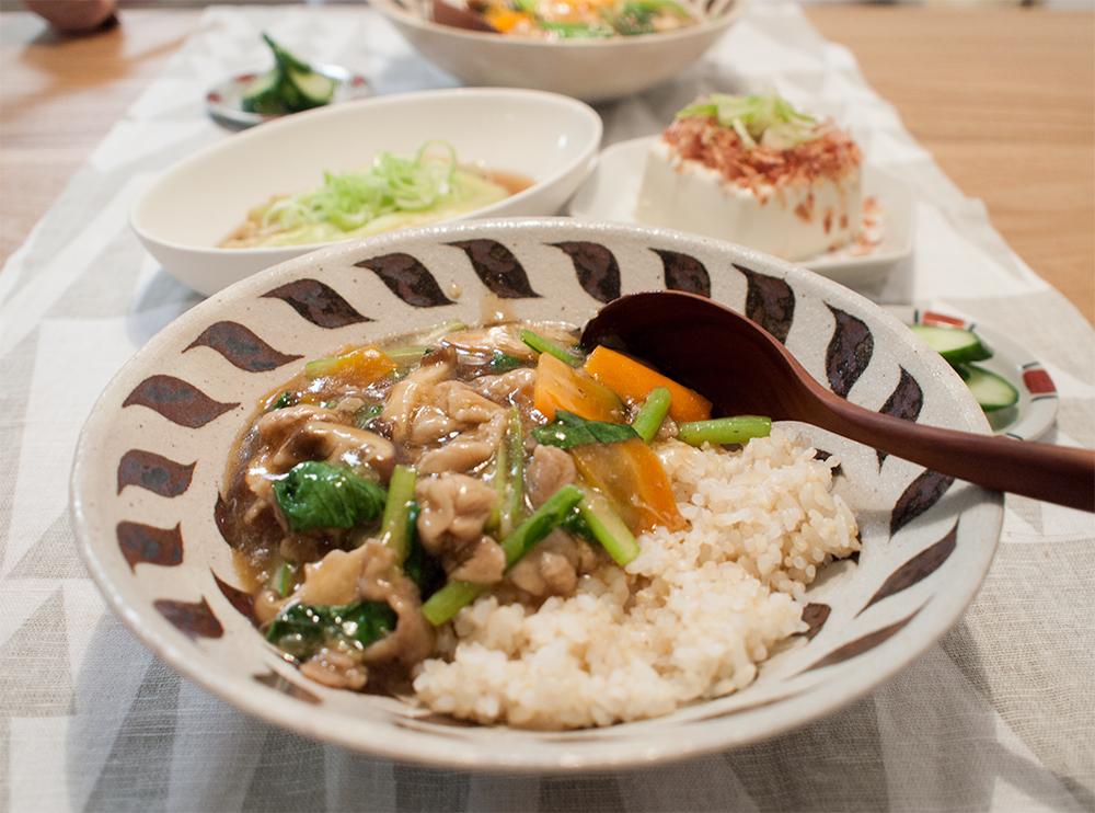 中華丼クックパッドレシピ