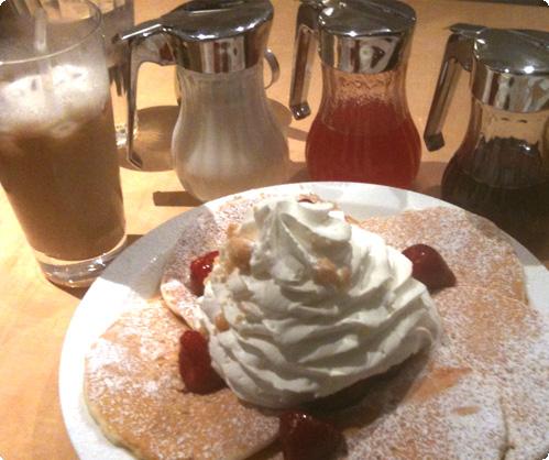 Eggsn pancake