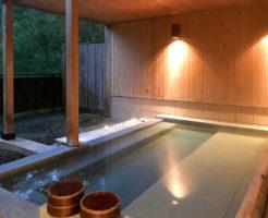 明神館の温泉