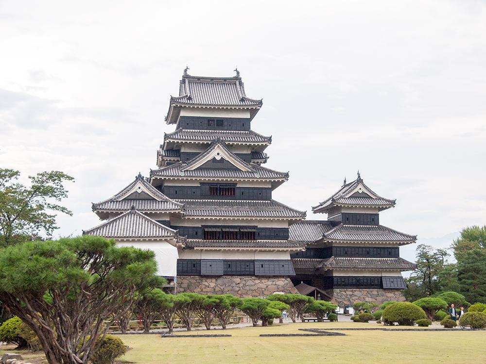 松本城 観光