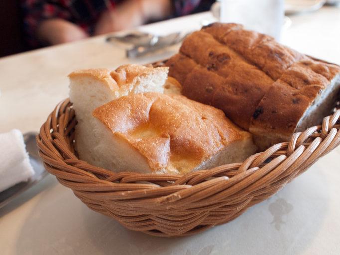 サント ウベルトゥス ランチ パン