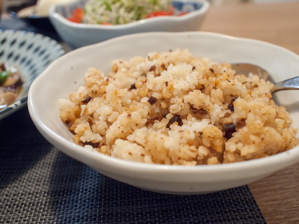 アルファ化米 五目御飯