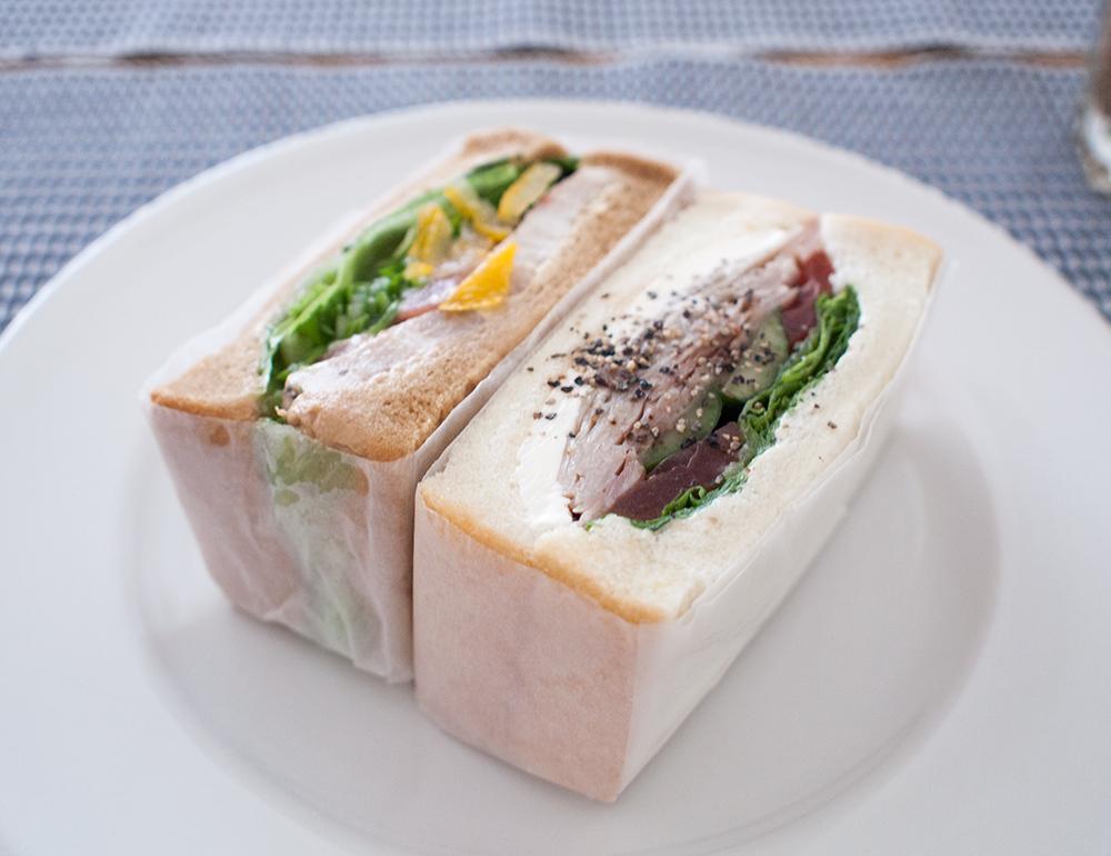 和のサンドイッチ