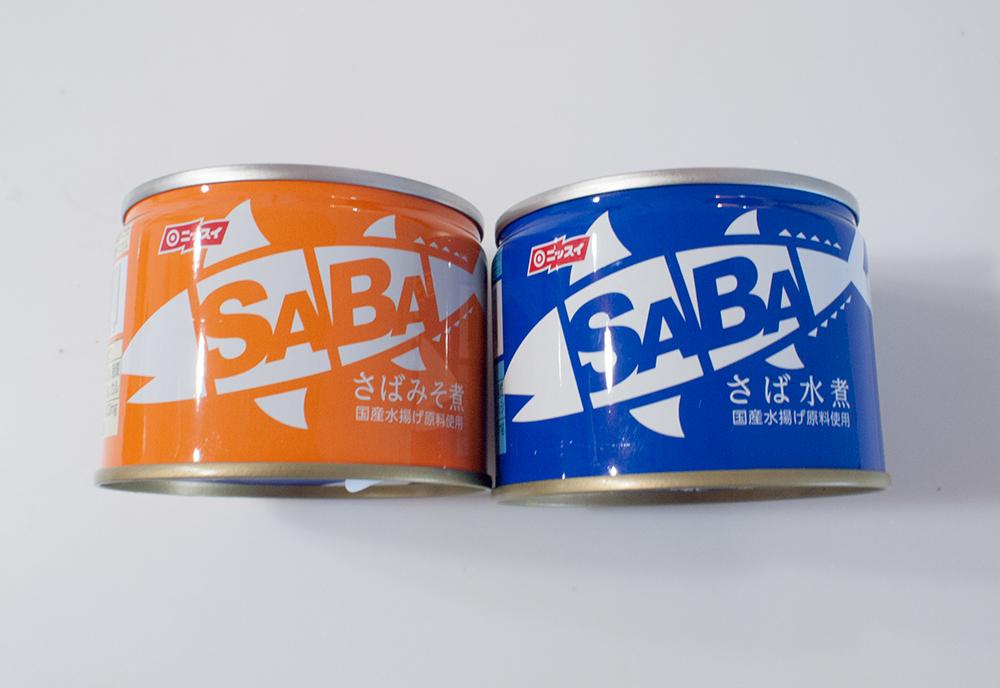 鯖缶パッケージ