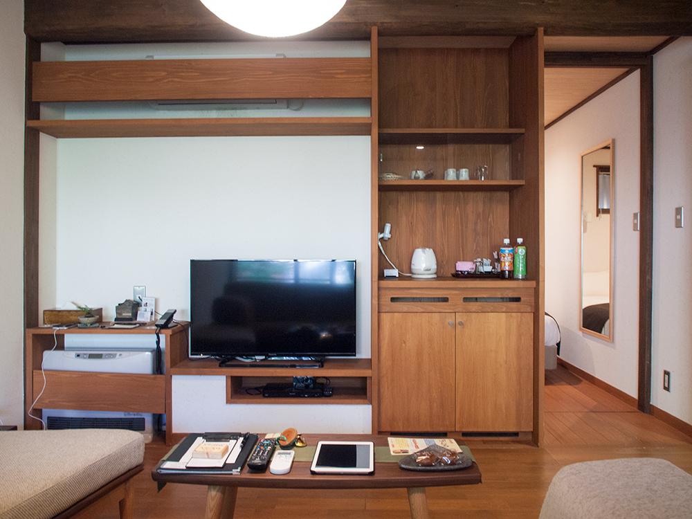 尚文の離れ 露天風呂付き客室のお部屋