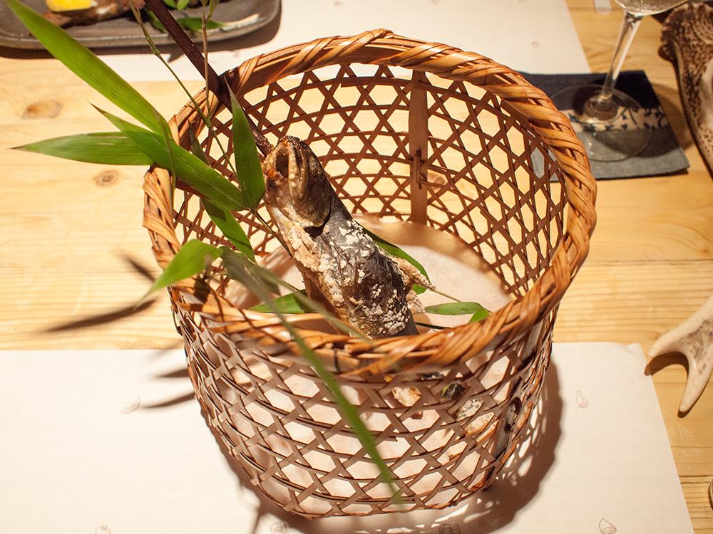 尚文 焼き魚