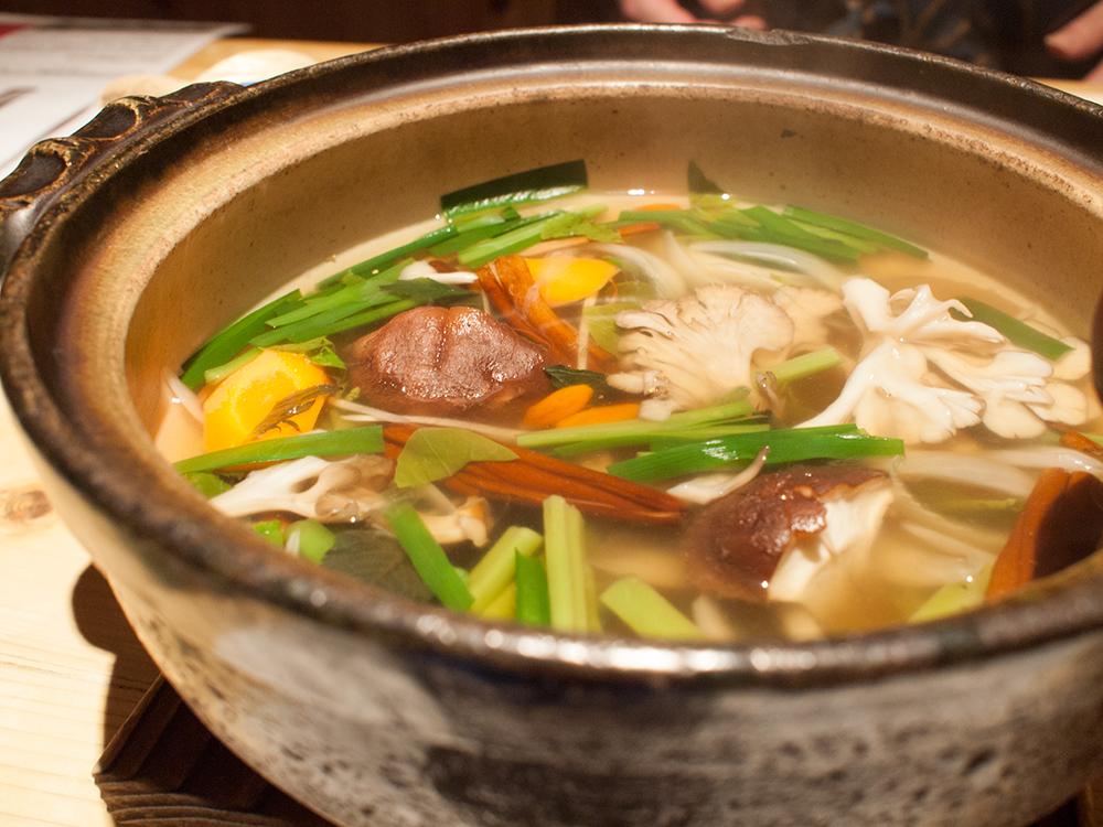尚文 薬膳スープ