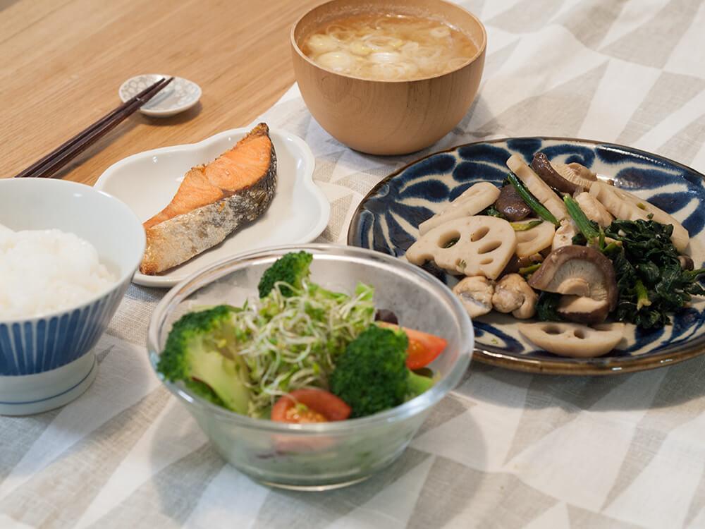 和食の献立
