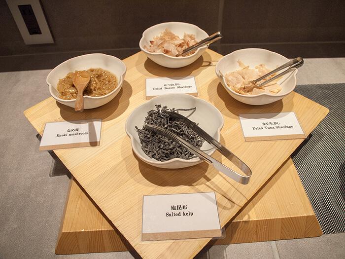 箱根はなをり 朝食ブッフェ