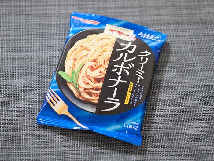 マ・マーのカルボナーラソース