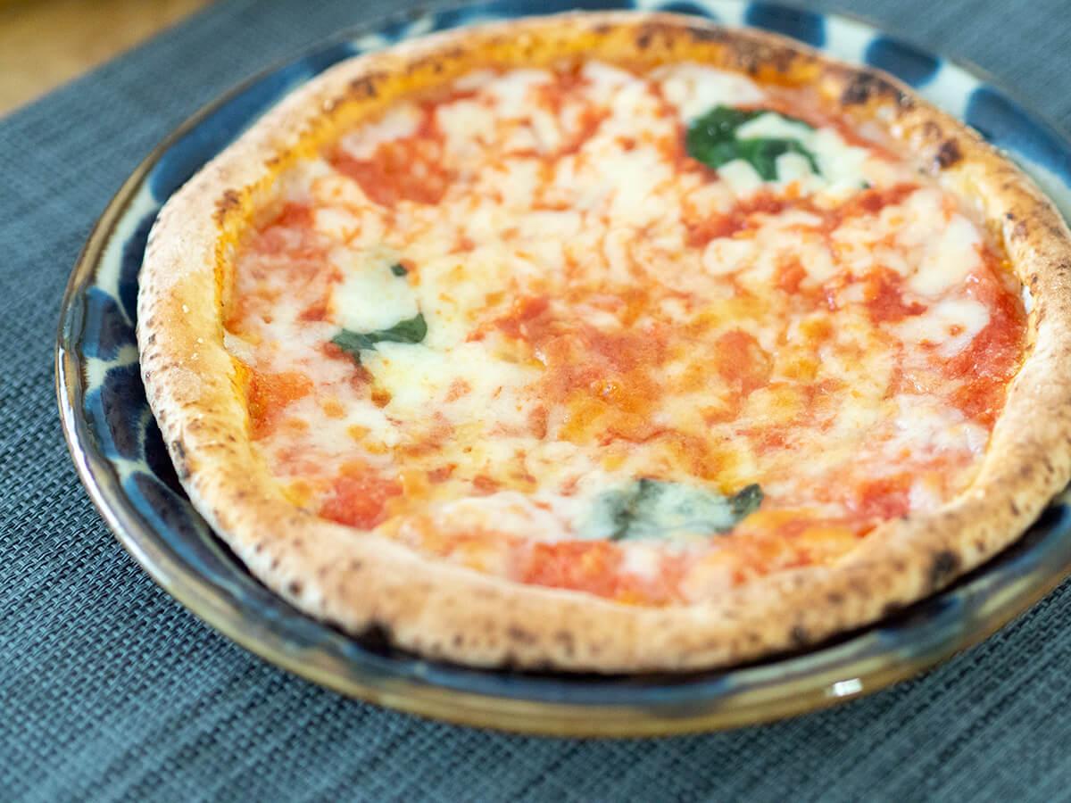 ダ・イーサの冷凍ピザ
