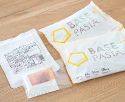 BASE PASTAのパッケージ