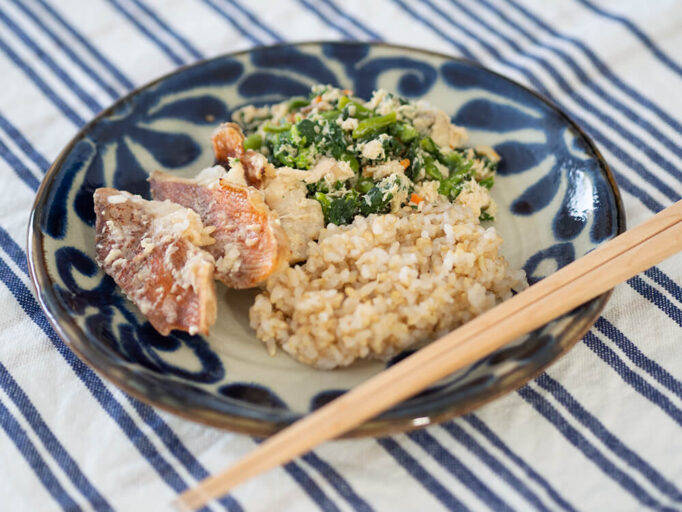 マッスルデリ赤魚の西京焼きセット