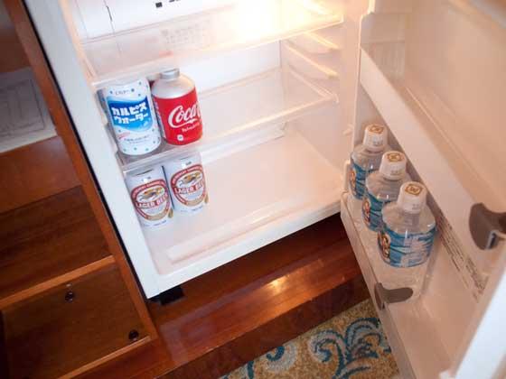 ミラコスタ冷蔵庫